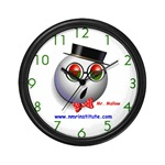 Official NMRI wall clock