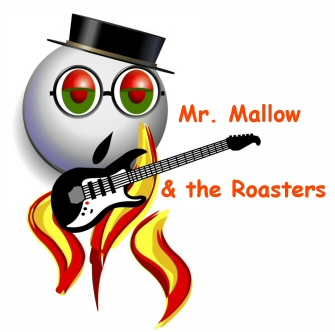 Mr. Mallow & the Roasters band logo